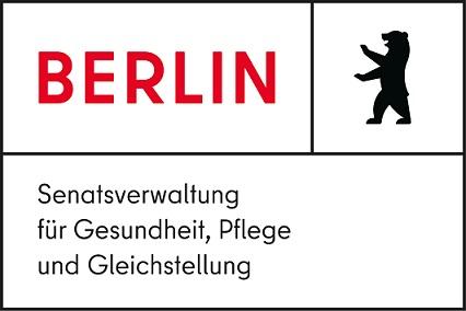 Dieses Projekt wird gefördert durch die Senatsverwaltung für Gesundheit, Pflege und Gleichstellung Berlin